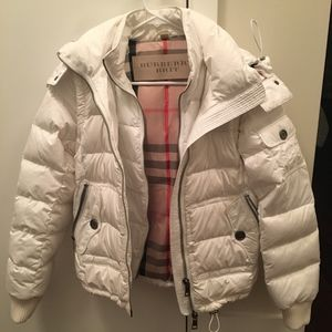 Burberry Two-in-One Jacket